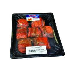 KORAL Kieszonka z łososia w pieczarką 1kg