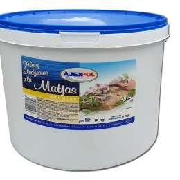 Filety śledziowe a'la Matjas 8kg