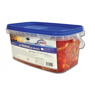 Śledź salsa 3kg